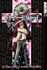 Cover-Bild Death Note 01