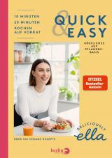 Cover-Bild Deliciously Ella. Quick & Easy