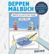 Cover-Bild Deppen-Malbuch
