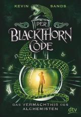 Cover-Bild Der Blackthorn-Code - Das Vermächtnis des Alchemisten