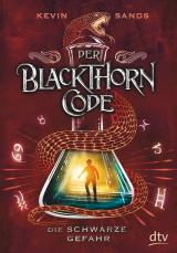 Cover-Bild Der Blackthorn-Code – Die schwarze Gefahr