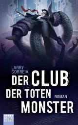 Cover-Bild Der Club der toten Monster
