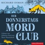 Cover-Bild Der Donnerstagsmordclub (Die Mordclub-Serie 1)