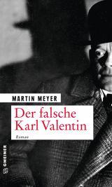 Cover-Bild Der falsche Karl Valentin
