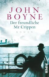 Cover-Bild Der freundliche Mr Crippen