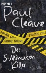 Cover-Bild Der Fünf-Minuten-Killer