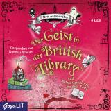 Cover-Bild Der Geist in der British Library und andere Geschichten aus dem Folly