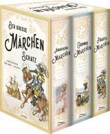 Cover-Bild Der große Märchenschatz (Andersens Märchen - Grimms Märchen - Hauffs Märchen) (3 Bände im Schuber)