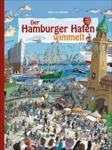 Cover-Bild Der Hamburger Hafen wimmelt