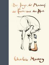 Cover-Bild Der Junge, der Maulwurf, der Fuchs und das Pferd