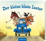 Cover-Bild Der kleine blaue Laster