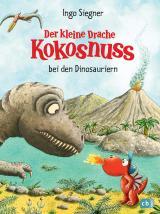 Cover-Bild Der kleine Drache Kokosnuss bei den Dinosauriern