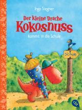 Cover-Bild Der kleine Drache Kokosnuss kommt in die Schule