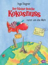 Cover-Bild Der kleine Drache Kokosnuss reist um die Welt