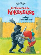 Cover-Bild Der kleine Drache Kokosnuss und der schwarze Ritter