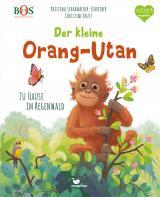 Cover-Bild Der kleine Orang-Utan - Zu Hause im Regenwald