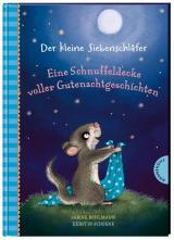 Cover-Bild Der kleine Siebenschläfer: Eine Schnuffeldecke voller Gutenachtgeschichten | 20 Vorlesegeschichten für Kinder ab 4 Jahren, zum Einschlafen und Träumen