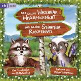 Cover-Bild Der kleine Waschbär Waschmichnicht und Das kleine Stinktier Riechtsogut
