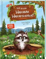 Cover-Bild Der kleine Waschbär Waschmichnicht