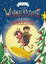 Cover-Bild Der kleine Weihnachtsteufel und der verflixte Wunschzettel