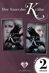 Cover-Bild Der Kuss der Krähe: Alle Bände der magischen Fantasy-Dilogie in einer E-Box!
