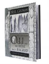 Cover-Bild Der lächelnde Odd und die Reise nach Asgard