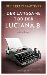 Cover-Bild Der langsame Tod der Luciana B