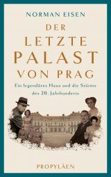 Cover-Bild Der letzte Palast von Prag