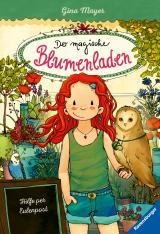 Cover-Bild Der magische Blumenladen, Band 11: Hilfe per Eulenpost