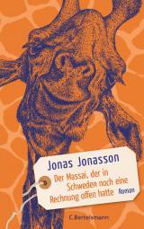 Cover-Bild Der Massai, der in Schweden noch eine Rechnung offen hatte