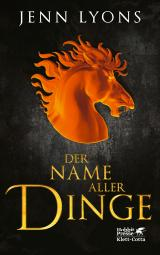 Cover-Bild Der Name aller Dinge