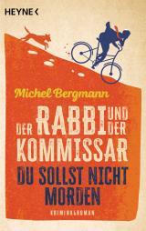 Cover-Bild Der Rabbi und der Kommissar: Du sollst nicht morden