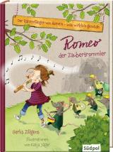 Cover-Bild Der Rattenfänger von Hameln - was wirklich geschah: Romeo, der Zaubertrommler