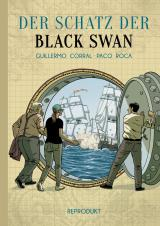 Cover-Bild Der Schatz der Black Swan