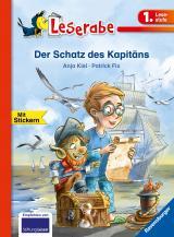 Cover-Bild Der Schatz des Kapitäns
