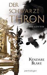 Cover-Bild Der Schwarze Thron 4 - Die Göttin