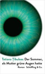 Cover-Bild Der Sommer, als Mutter grüne Augen hatte