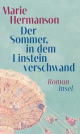 Cover-Bild Der Sommer, in dem Einstein verschwand