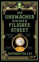 Cover-Bild Der Uhrmacher in der Filigree Street