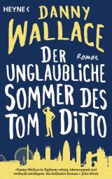 Cover-Bild Der unglaubliche Sommer des Tom Ditto