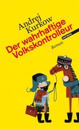 Cover-Bild Der wahrhaftige Volkskontrolleur