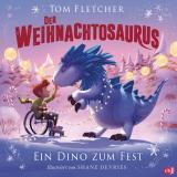 Cover-Bild Der Weihnachtosaurus – Ein Dino zum Fest