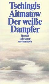 Cover-Bild Der weiße Dampfer