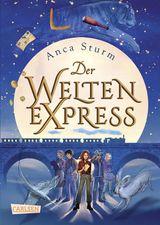 Cover-Bild Der Welten-Express 1