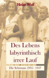 Cover-Bild Des Lebens labyrinthisch irrer Lauf