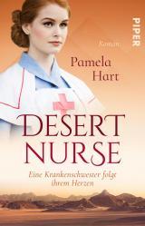 Cover-Bild Desert Nurse – Eine Krankenschwester folgt ihrem Herzen
