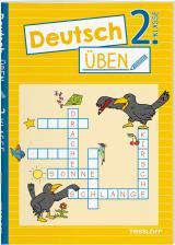 Cover-Bild Deutsch üben 2. Klasse