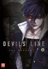 Cover-Bild Devils' Line 01