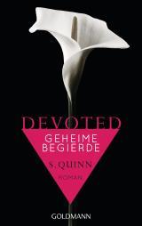 Cover-Bild Devoted - Geheime Begierde