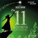 Cover-Bild Die 11 Gezeichneten 2: Das zweite Buch der Sterne